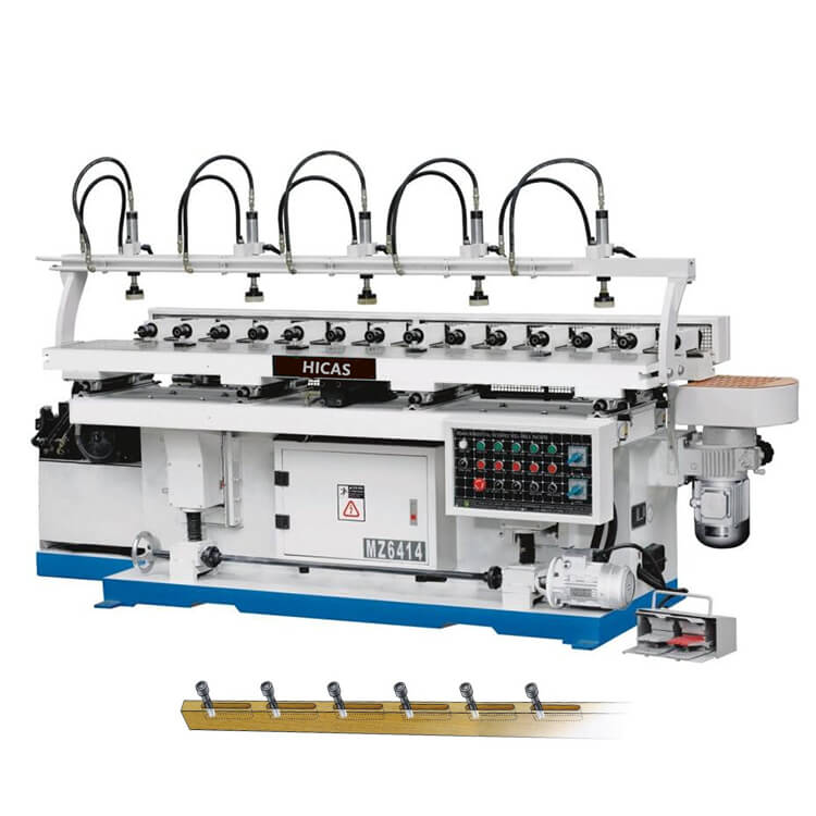 MZ6414-multi-spindle-mortise-machine